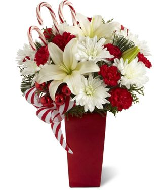 Flowers for usa - The Holiday Happiness Bouquet flowers