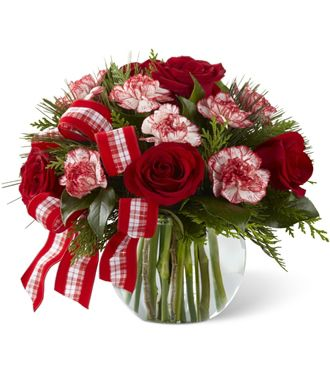 Flowers for usa - The Winter Elegance Bouquet flowers