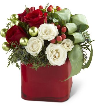 Flowers for usa - The Merry & Bright Bouquet flowers