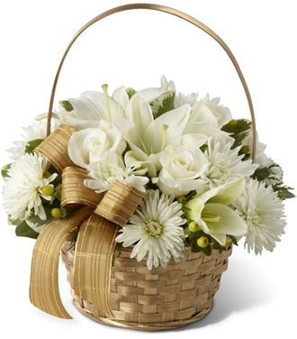 Flowers for usa - The Winter Wishes Bouquet flowers
