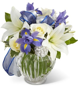 Flowers for usa - The Miracle's Light Hanukkah Bouquet flowers