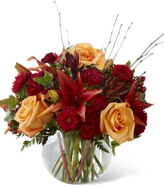Flowers for usa - The Autumn Beauty Bouquet flowers