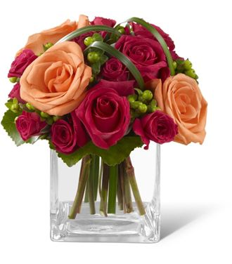 Flowers for usa - The Deep Emotions Rose Bouquet by Better Homes and Gardens  flowers