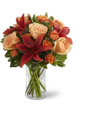 Flowers for usa - The Tigress Bouquet flowers