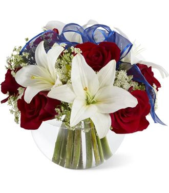 Flowers for usa - The Independence Bouquet flowers