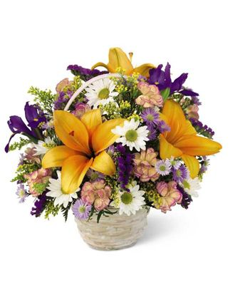 Flowers for usa - Natural Wonders Bouquet flowers