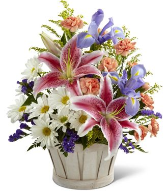 Flowers for usa - The Wondrous Nature Bouquet flowers