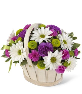 Flowers for usa - The Blooming Bounty Bouquet flowers