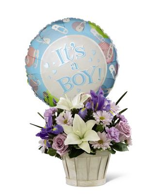 Flowers for usa - Boys Are Best! Bouquet flowers