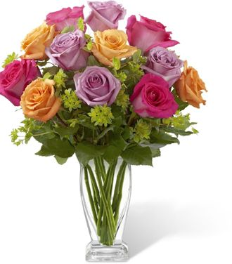 Flowers for usa - The Pure Enchantment Rose Bouquet flowers