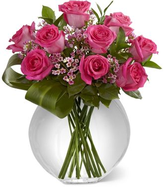 Flowers for usa - The Blazing Beauty Rose Bouquet flowers