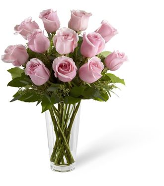 Flowers for usa - The Pink Rose Bouquet flowers