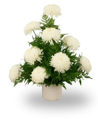 Flowers for usa - Chrysanthemum Arrangement flowers