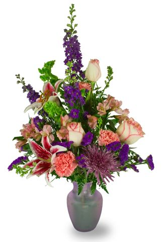 Flowers for usa - Loving Sentiment Bouquet flowers