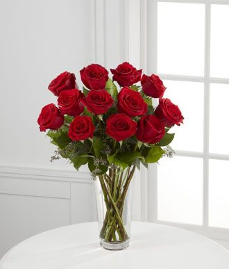 Flowers for usa - Red Rose Bouquet flowers