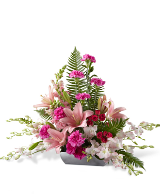 Flowers for usa - Uplifting Moments Arrangement flowers