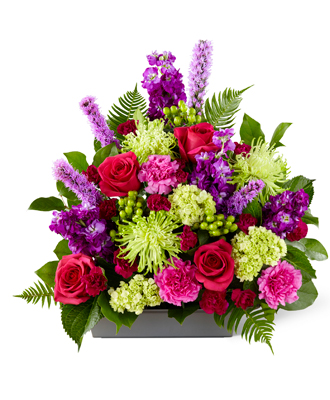 Flowers for USA - Warm Embrace Arrangement flowers