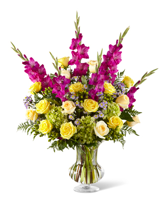 Flowers for USA - Loveliness Arrangement flowers