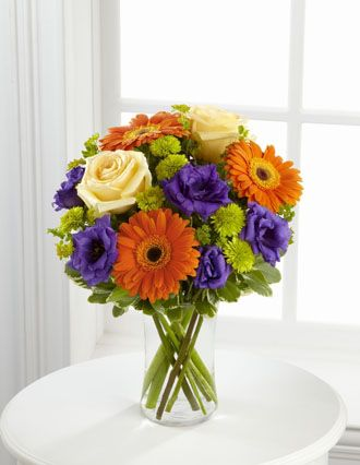 Flowers for usa - Rays of Solace Bouquet flowers