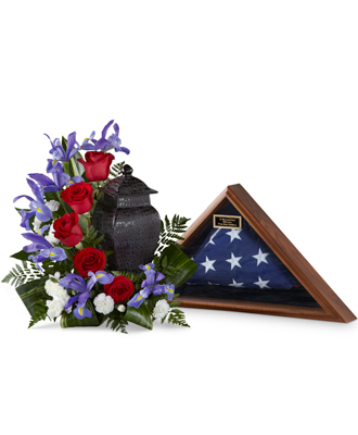 Flowers for usa - Patriotic Tribute flowers