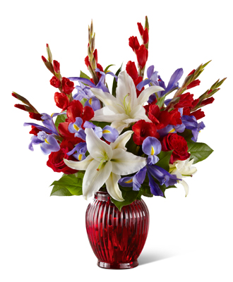 Flowers for usa - Loyal Heart flowers