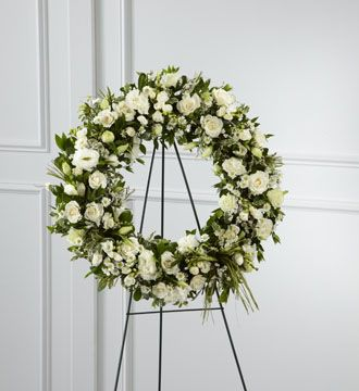 Flowers for usa - Splendor Wreath flowers