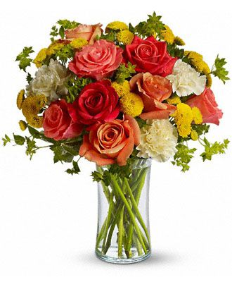 Flowers for usa - Citrus Kissed flowers