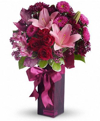 Flowers for usa - Teleflora's Fall in Love flowers
