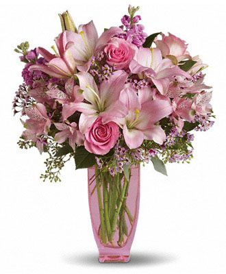 Flowers for usa - Pink Pink Bouquet flowers