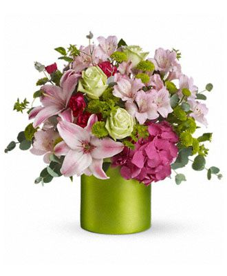 Flowers for usa - Fancy Flowers by Teleflora flowers
