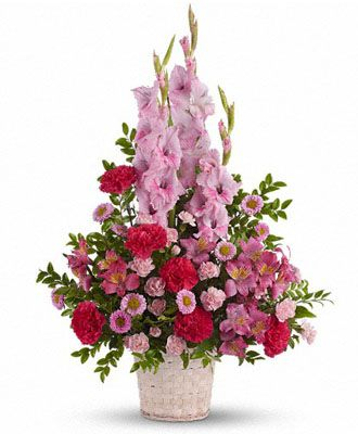 Flowers for usa - Heavenly Heights Bouquet flowers