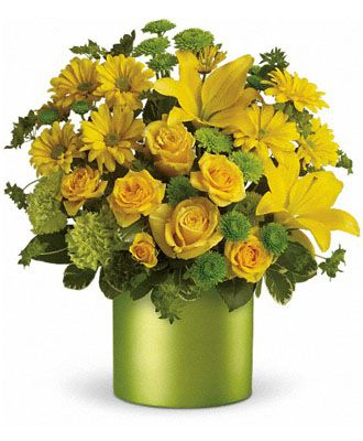 Flowers for usa - Teleflora's Say It With Sunshine flowers