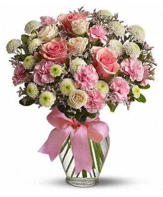 Flowers for USA - Cotton Candy flowers