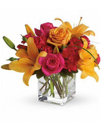 Flowers for usa - Teleflora's Uniquely Chic flowers