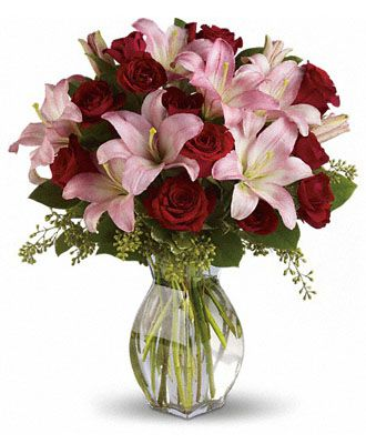 Flowers for usa - Lavish Love flowers