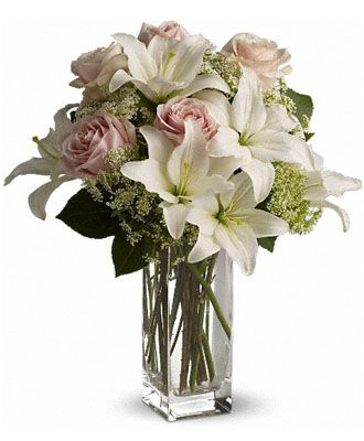 Flowers for usa - Teleflora's Heavenly & Harmony flowers
