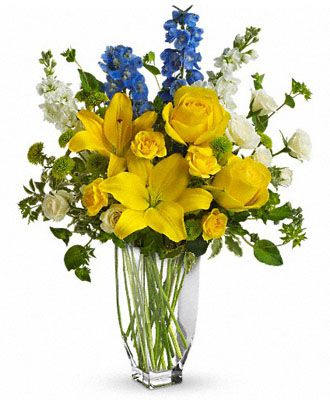 Flowers for usa - Meet Me in Provence by Teleflora flowers