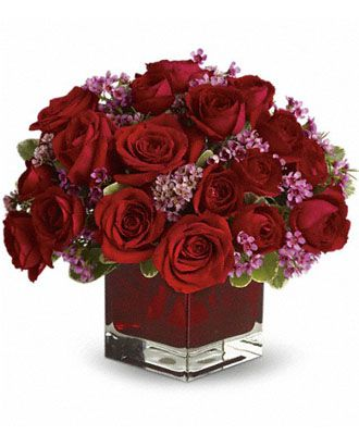 Flowers for usa - Never Let Go by Teleflora flowers