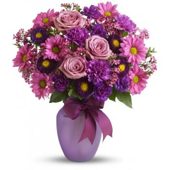 Azerbaijan flowers  -  Stunning Flower Bouquet/Arrangement