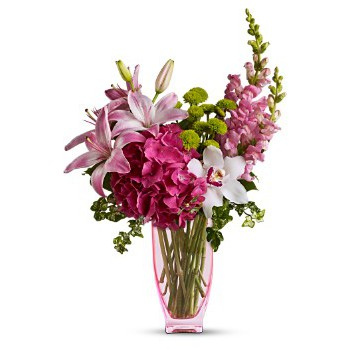 Dubai flowers  -  Splendid Flower Delivery