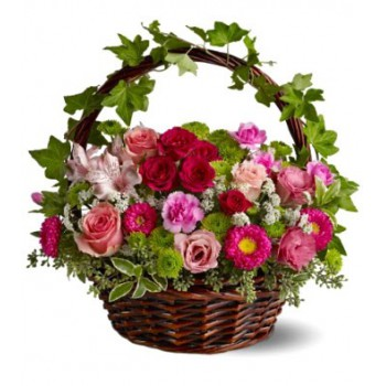 Dubai online Florist - Beautiful Smile Bouquet