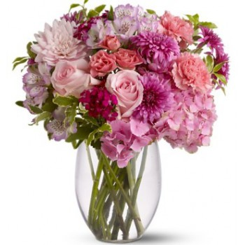 Umm Al Quwain flowers  -  Always and Forever Flower Bouquet/Arrangement