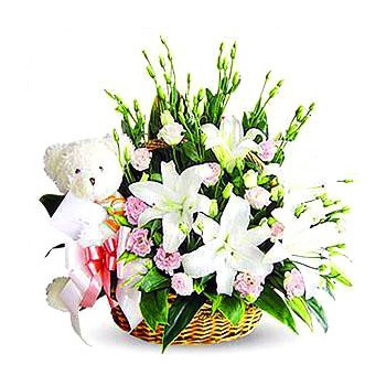 Umm Al Quwain flowers  -  Duchess of Love Flower Bouquet/Arrangement