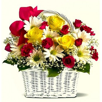 Bahrain flowers  -  Morning Spring Flower Bouquet/Arrangement