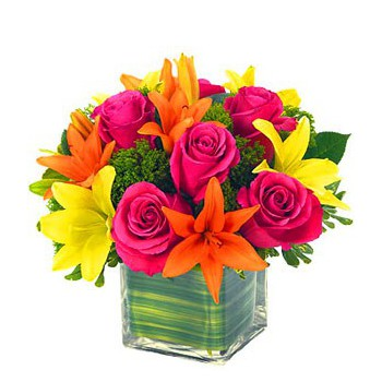 Malaga online Florist - Jewels and Gems Bouquet