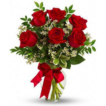 Sharjah online Florist - Passion Bouquet