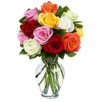 Marbella flowers  -  Darling Flower Bouquet/Arrangement