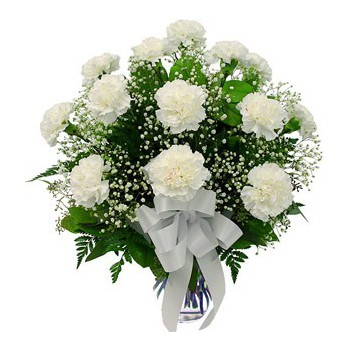 Saint Petersburg flowers  -  Simple Delight Flower Bouquet/Arrangement
