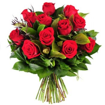 Brussels online Florist - Exquisite Bouquet