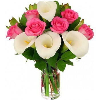 Brussels online Florist - Scent of Love Bouquet